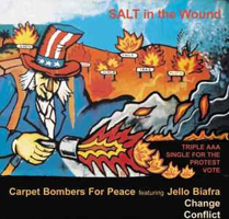 CARPET BOMBERS FOR PEACE