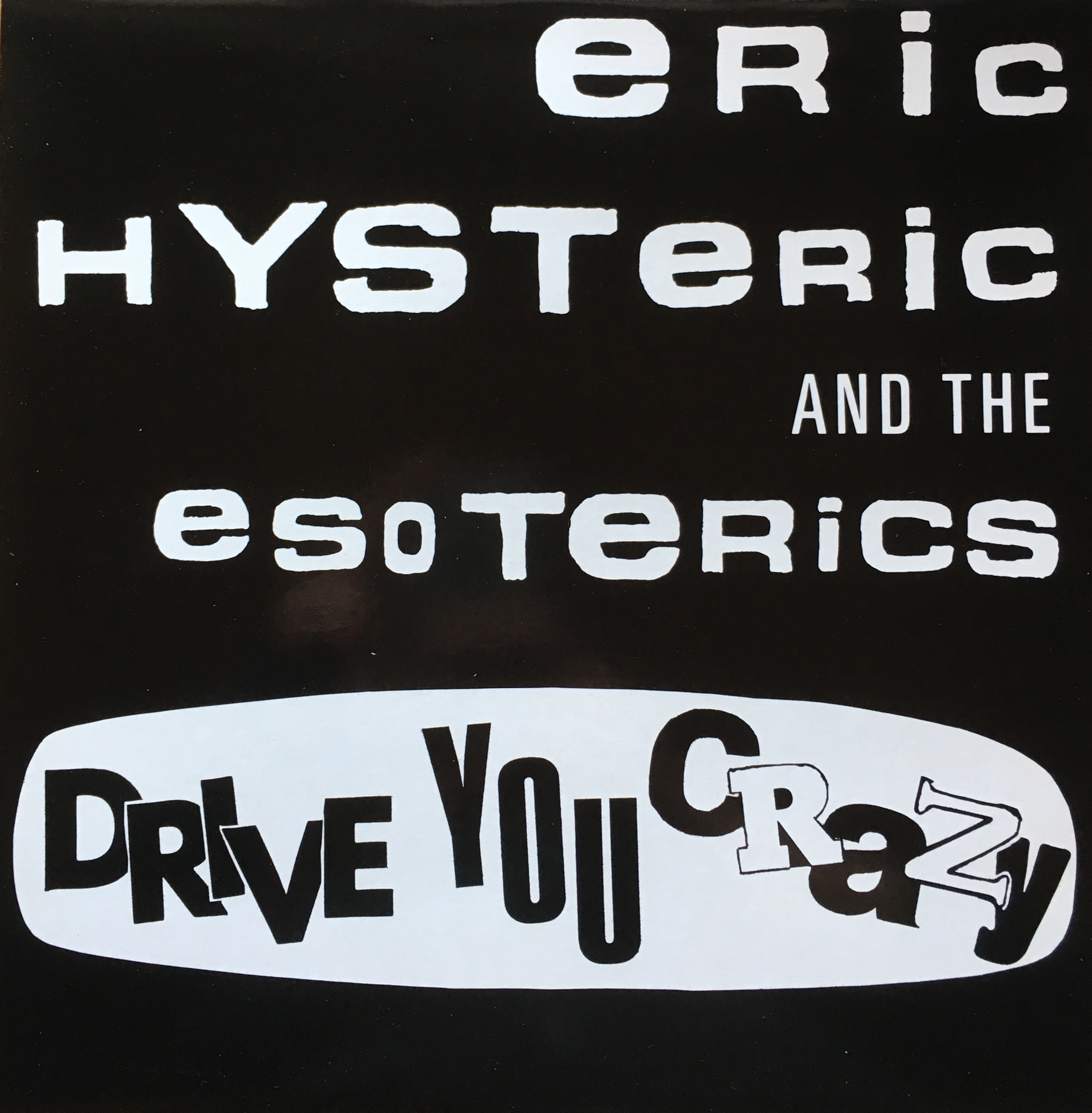 ERIC HYSTERIC & THE ESOTERICS