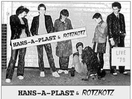 HANS-A-PLAST / ROTZKOTZ