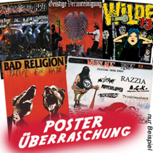 POSTER ÜBERRASCHUNGS PACK