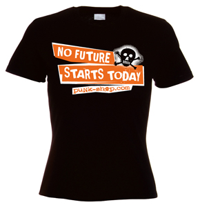 NO FUTURE STARTS TODAY