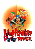 KAMPFTRINKER POGO-POWER