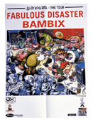 BAMBIX / FABULOUS DISASTER