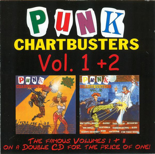 PUNK CHARTBUSTERS 2