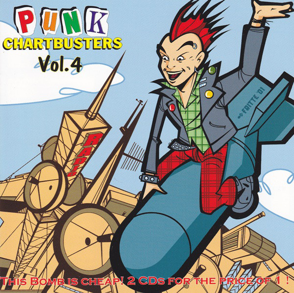 PUNK CHARTBUSTERS Vol. 4