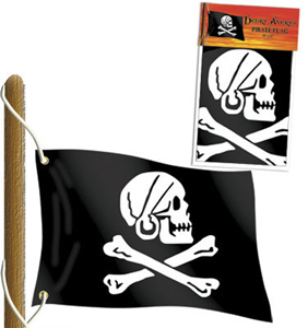 HENRY AVERY PIRATE FLAG