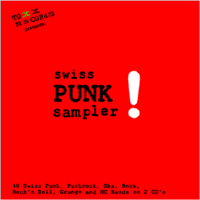 SWISS PUNK SAMPLER Vol.1