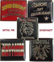 METALPIN ÜBERRASCHUNGS PACK