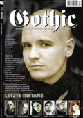 GOTHIC Magazine for Underground Culture
