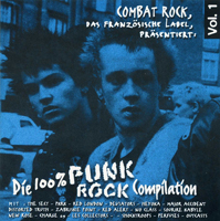 100% PUNK ROCK COMPILATION