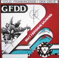 GOLD, FRANKINCENSE + DISK-DRIVE