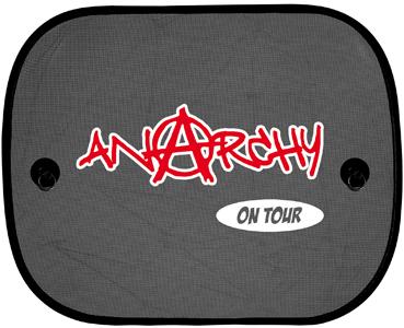 ANARCHY GRAFFITI ON TOUR