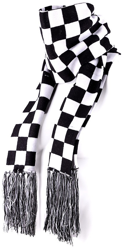 CHECKERBOARD SCHAL