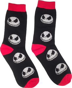 NIGHTMARE BEFORE CHRISTMAS SOCKEN