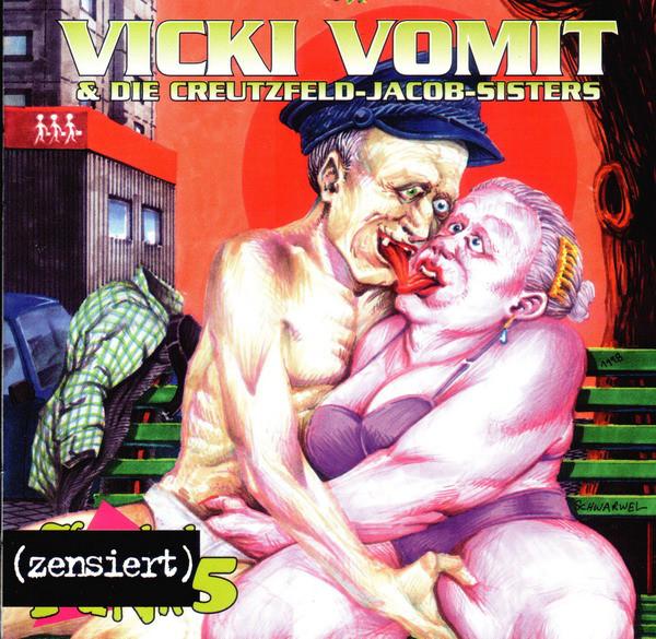 VICKI VOMIT & DIE CREUTZFELD-JACOB-SISTERS