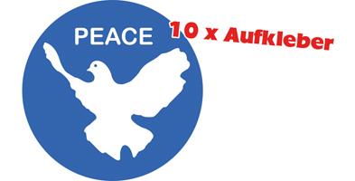 PEACE Friedenstaube
