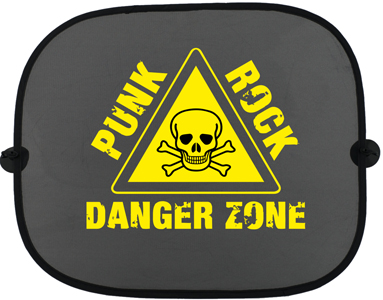 PUNK ROCK DANGER ZONE
