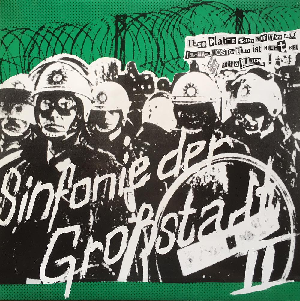 SINFONIE DER GROßSTADT II