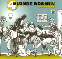 4 BLONDE NONNEN