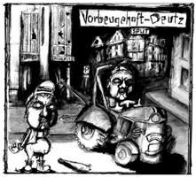 VORBEUGEHAFT / DEUTZ