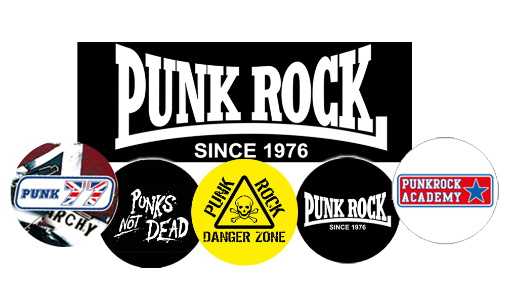 PUNK ROCK SINCE 1976