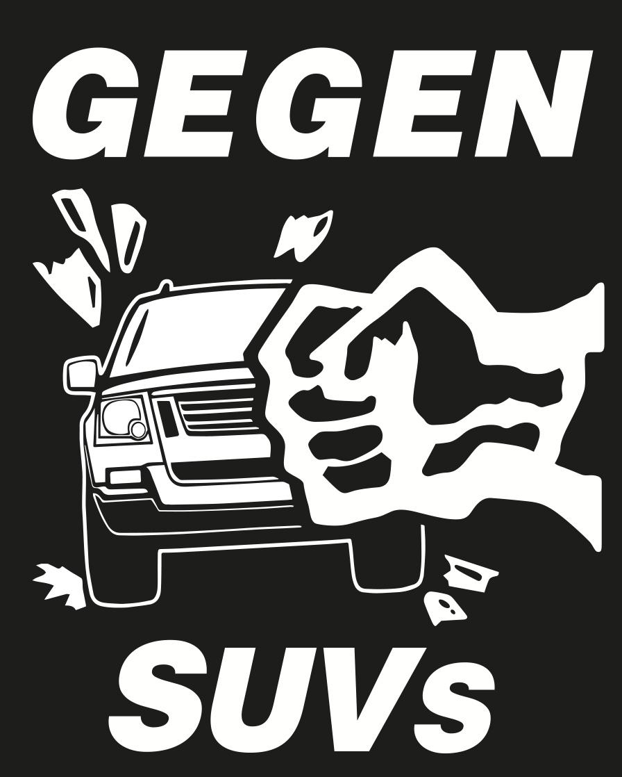 GEGEN SUVs