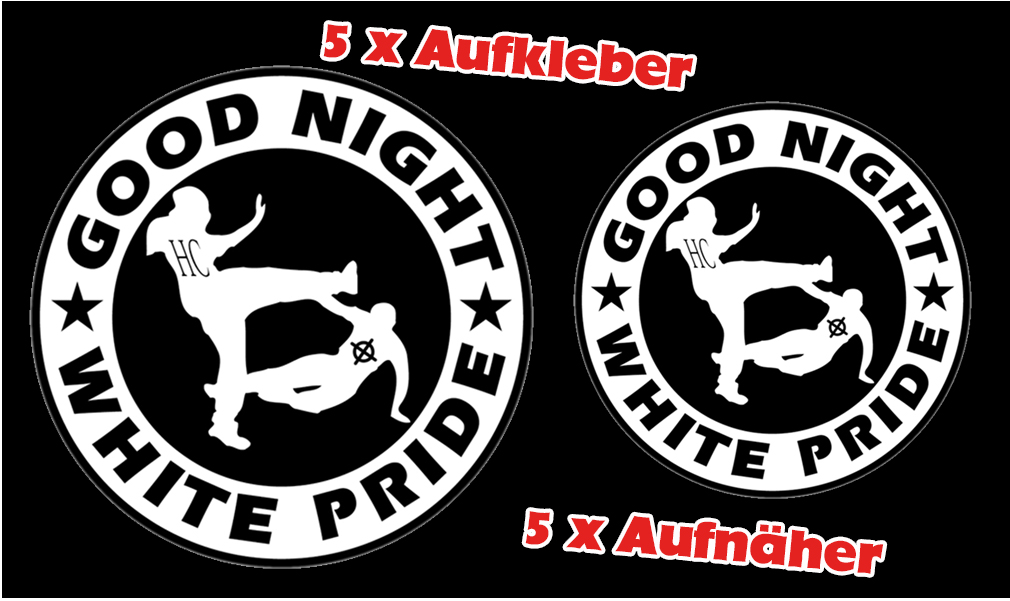 GOOD NIGHT WHITE PRIDE