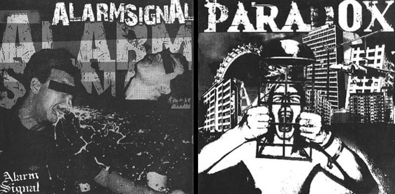 ALARMSIGNAL / PARADOX