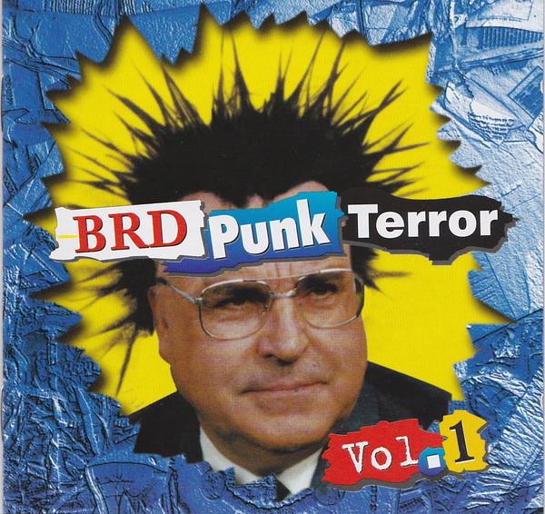 BRD PUNK TERROR  Vol. 1