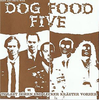 DOG FOOD FIVE