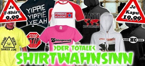 Shirtwahnsinn Aktion
