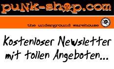 Punk-shop Newsletter